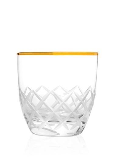 Rakle 370 cc Timeless Viski Bardağı Renksiz
